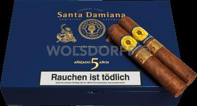 Santa Damiana Añejado 5 años Limited Edition 2019