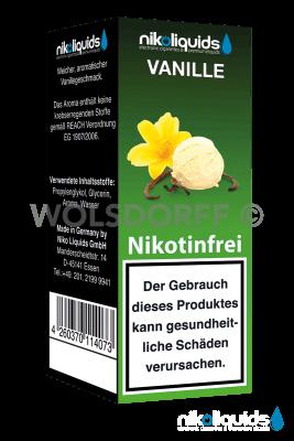 Nikoliquids Vanille