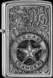 Zippo 2005729 #205 Texas Ranger