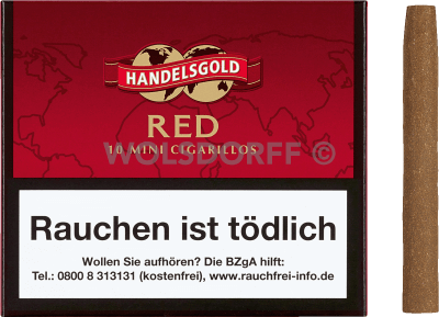 Handelsgold Mini Red