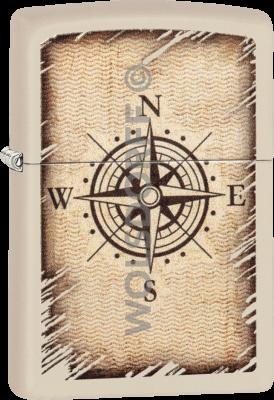 Zippo 60004086 #216 Compass Design
