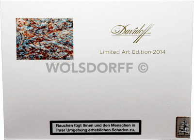 Davidoff Limited Edition Art 2014 Forms of Freedom #1