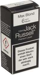 Jack Russell Liquid No14 Max Blond