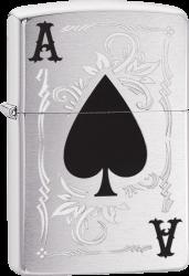 Zippo 60003313 #200 Ace Of Spade