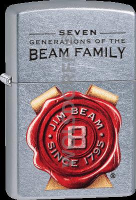 Zippo 60004201 #207 Jim Beam Family