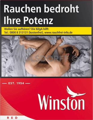 Winston Red Big Pack XXXXL (5 x 36)
