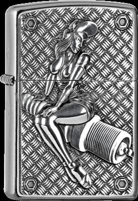 Zippo 2005727 #207 Spark Girl