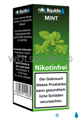 Nikoliquids Mint