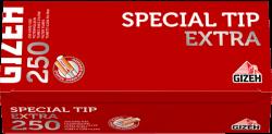 Gizeh Special Tip Extra Hülsen 4 x 250er