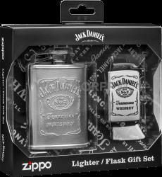 Zippo Jack Daniel's® Feuerzeug & Flachmann 60005026