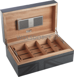 "Davidoff Winston Churchill Humidor Ambassador ""The Traveller"" Limited Edition"