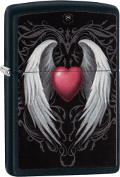 Zippo 60003583 #218 Anne Stokes Heart Angel
