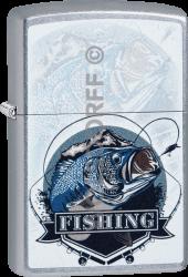 Zippo 60004184 #207 Bass Fishing