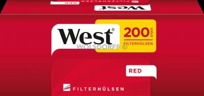 West Red Hülsen 200er
