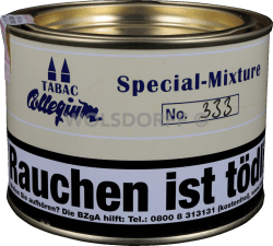 Tabac Collegium Special-Mixture No. 333 100g