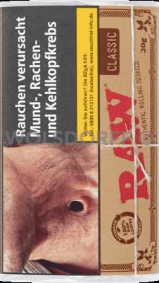 RAW Classic Feinschnitt Pouch 10 x 30 g