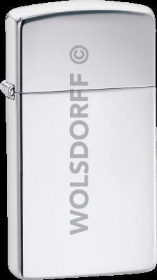 Zippo 60003569 #1606 Slim® Armor™ Case
