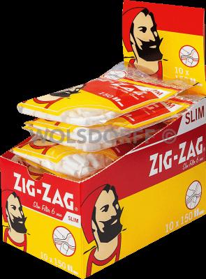 ZIG ZAG Spezial Drehfilter slim 120er