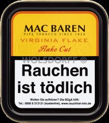 Mac Baren Virginia Flake Flake Cut
