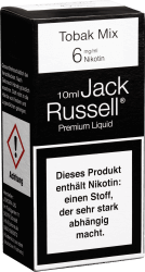 Jack Russell Liquid No2 Tobak Mix