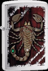 Zippo 60003369 #200 Steampunk Scorpion