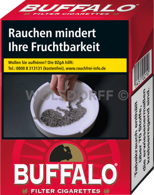 Buffalo Red Maxi (8 x 28)