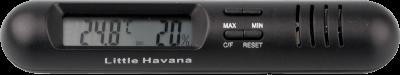 Digital Hygrometer/Thermometer Little Havana