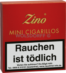 Zino Red Line Mini Cigarillos 20er
