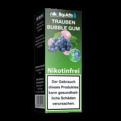 Nikoliquids Trauben Bubble Gum