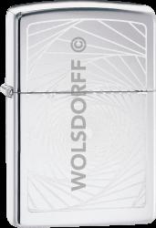 Zippo 60004234 #250 Geometric Flame Design