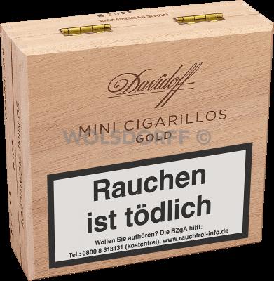 Davidoff Mini Cigarillos Gold