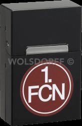 AluBox schwarz 1.FC Nürnberg