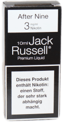 Jack Russell Liquid No 9 After Nine