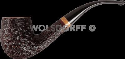 Savinelli Pfeife Porto Cervo Rustic 602