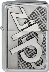 Zippo 2003252 #207 Zippo 3D Emblem