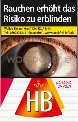 HB Classic Blend Original Pack (10 x 20)