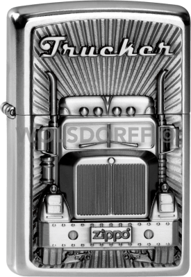 Zippo 2003977 #207 Trucker Emblem