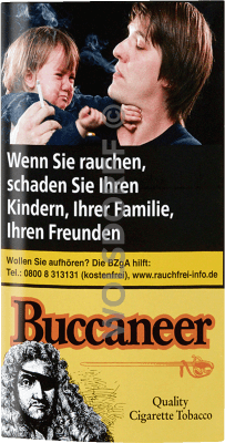 Buccaneer Pouch 5 x 40 g