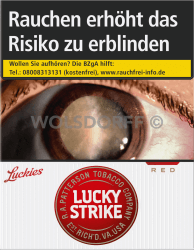 Lucky Strike Red XXL (8 x 24)