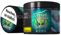 Taboo Wasserpfeifentabak Alien Twist