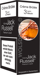 Jack Russell Liquid No 8 Crème Brûlée