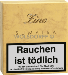 Zino Sumatra Cigarillos 20er