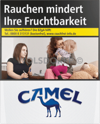 Camel Blue Big Pack L (10 x 23)