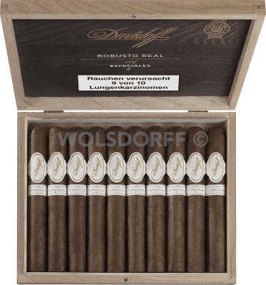 Davidoff Robusto Real Especiales «7» Limited Edition 2019