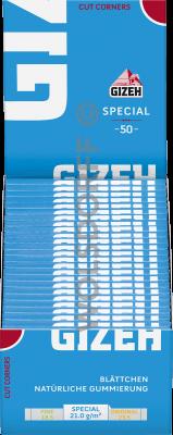 Gizeh Special Blättchen 50 x 50 Blatt
