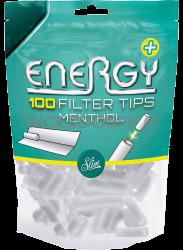 Energy Plus Menthol Filter Tips