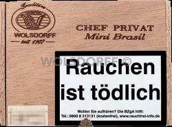 Chef Privat Mini Brasil