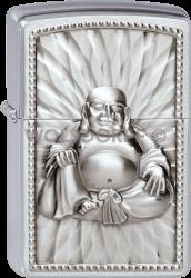Zippo 2002068 #200 Buddha with 108 Pearls