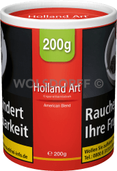 Holland Art American Blend Dose 200 g