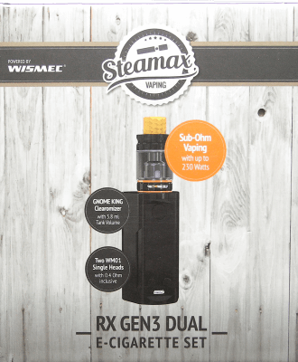 Steamax Reuleaux RX Gen3 Dual